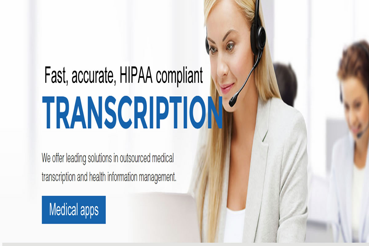 On time transcription services